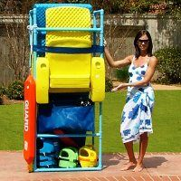 More Pool Float Storage I Can Make This Myself Pretty Cheap With Mesh And Pvc Homemaking