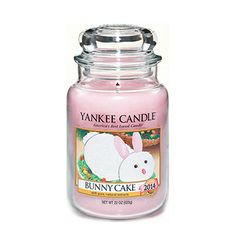 Bunny Cake - Candles - Yankee Candle