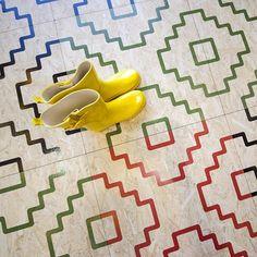 #vives #vivesceramica #newcollection #fusion #cersaie2015 #azulejos #tiles #ceramicwood #trendceramics #iliketiles #ilovetiles #amantesdelosazulejos #tileaddiction #decoration #design #yellow #allyouneedistile