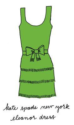 Kate Spade Eleanor Dress