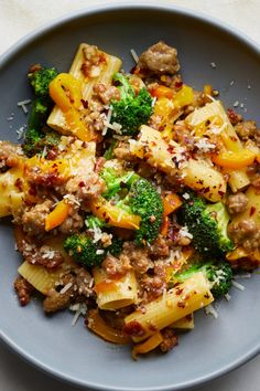 NYT Cooking: The classic Italian combination of sausage and peppers creates a satisfying and easy weeknight meal when combined with pasta. Broccoli is a fantastic nutritious addition that adds texture and cooks up quickly, or you can opt for broccolini or broccoli rabe if you want a more assertive vegetable. Sweet Italian pork sausage is used here, but there's no need to feel tied to the recipe: Substitute ......