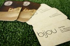 Bijou : campaign on Behance