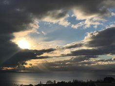 Ciel, Clouds, Celestial, Sunset, Outdoor, Sunsets, Outdoors, Outdoor Living, Garden