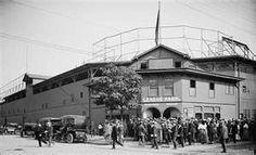 League Park..Original Indians Ball Park