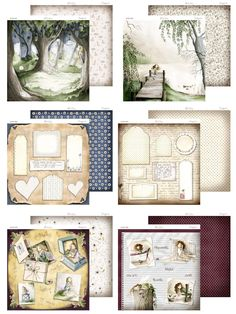 colección #susurros de #arte&scrap 12 papeles disponibles en #papsanber #papeleriasanbernardo