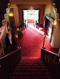 Grand Hotel, Malahide. October 2016 Ireland