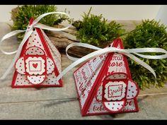 10 Wochen Weihnachten / #10 Pyramiden-Box - YouTube