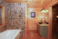Interior -  #BlueMountainLodge #vacationrental #GatlinburgVacation