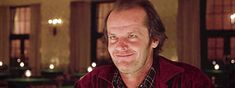 The Top 10 Gifs of Jack Nicholson From Shining