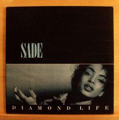 SADE - Diamond Life - Vinyl LP - Smooth Operator Your Love is King - Top RARE
