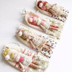 Gallery.ru / Фото #80 - Fabric Doll II - GWD