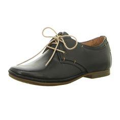 NEU: Coqueterra Schnürer Business-Schuhe Ghana - 1621.13.14 - black -