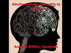 Abraham Hicks~Understanding path of least resistance