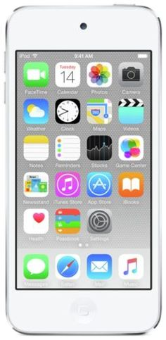 Apple ipod #touch 6th #generation 16gb - #silver., View more on the LINK: http://www.zeppy.io/product/gb/2/331627093445/