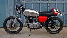72' Honda CB500
