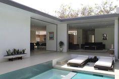 Chris Savoy's California Contemporary Home