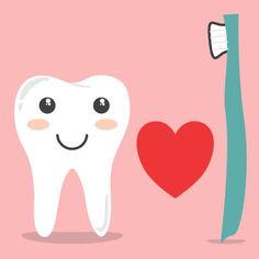 Happy Valentine's Day from your dental team! We love providing your dental care. Don't forget to show your smile some love by brushing and flossing daily.