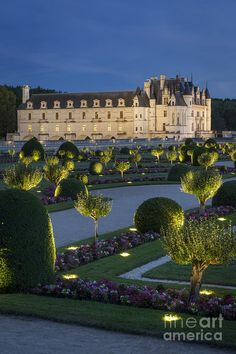 Château de Chenonceaux - Loire Valley, France