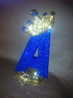 Sparkle letters with crown. Royal themed decoration for party decorations, photo props, baby showers, table numbers, princess and prince Alphabet Wallpaper, Name Wallpaper, Emoji Wallpaper, Alphabet Letters Design, Alphabet Images, Alphabet Latin, Love Rose Flower, Stylish Letters, Love Heart Images