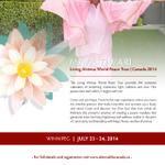 TrulyYouLifeCoaching (TrulyYouLifeCo) on TwitterCome and Join us! Honoring #Shakti ~ The Way Of Peace Location: Oodena Celebration Circle, Winnipeg, MB Date: Thursday, July 24, 2014 Satsanga: 7:00 pm - 9:00 pm Phone: 1.204.942.6302 www.theforks.com