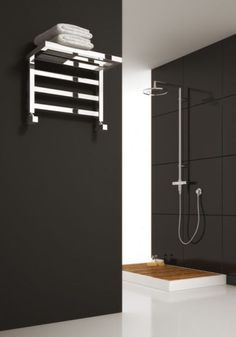 37 Best Bathroom Heating images | Towel rail, Heated towel ...