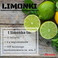 Lubicie limonki? Są zdrowe, smaczne i idealne do wielu potraw. Zobaczcie, dlaczego warto sięgać po nie regularnie.  #limonki #cytrusy #owoce #cytrusowe #egzotyczne #kuchnia #przepisy #zdrowie #dieta #lime #citrus #fruits #exotic #healthy #kitchen #cook #abcZdrowie Lime, Fruit, Food, Limes, Essen, Meals, Yemek, Eten, Key Lime