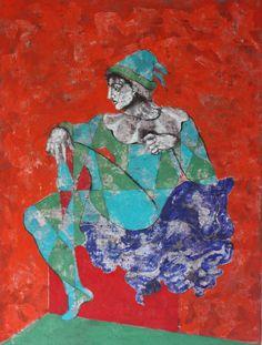 Firebird Portrait 1
