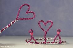 Pipe Cleaner Wand & Tiara