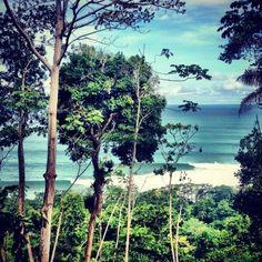 Peninsula de Osa, Costa Rica.