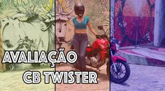Avaliação nova Honda CB Twister 2016 + Tira dúvidas no final do vídeo - ...