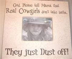 REAL Cowgirls....