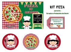 festa pizza personalizada - Pesquisa Google