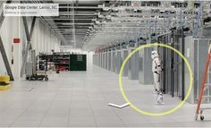 Google Employs Stormtrooper to Protect Data Centers [PIC]