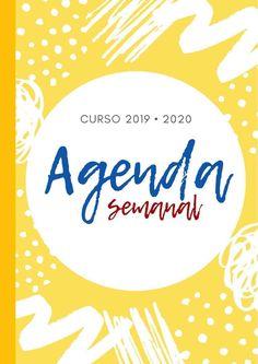 CUADERNO DEL PROFESOR & AGENDA 2019 – 2020 (SUPERCOMPLETO Y GRATIS) Teacher Planning Binder, School Agenda, Personal Finance, Classroom, Journal, Teaching, Education, Prints, Planners