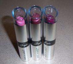 FabEllis: Wet 'n Wild Fergie Centerstage Collection Lipsticks Review +Swatches