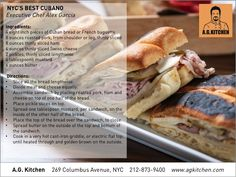 NYC's Best Cubano #c