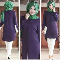 Annahar Tunic Dark Purple 85 TL or 30 Dolars You can order and informations whatsapp05533302701 @modaufku