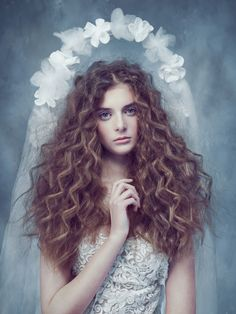 Brides & Widows by Joanna Kustra, via Behance