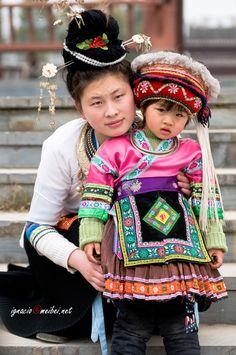 Portraits from China © Ignacio Santonja