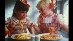 Heinz Spaghetti TV Commercial 1982