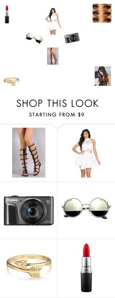 """Shopping with Lilac and Crystal"" by funny-babe02 on Polyvore featuring Bling Jewelry and MAC Cosmetics"