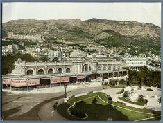 P.Z., Monaco, Monte Carlo. Café de Paris.     #Europe #Monaco