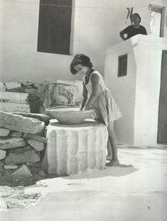 Paros, 1963