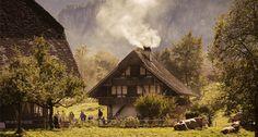 Welcome Swiss open-air museum Ballenberg