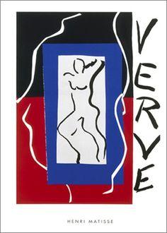 INSPIRATION, 1937 de Henri Matisse