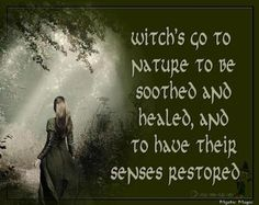 ✯ Witch's Go to Nature ✯