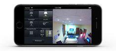 Vyskúšajte si aplikáciu na ovládanie iNELS Electronics, Phone, Shopping, Cinema, Telephone, Mobile Phones, Consumer Electronics