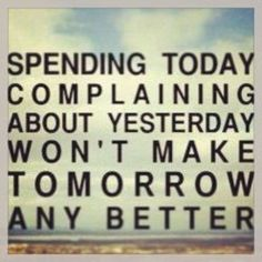Words of wisdom...simplicity...i love it