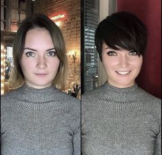 Today we have the most stylish 86 Cute Short Pixie Haircuts. We claim that you have never seen such elegant and eye-catching short hairstyles before. Pixie haircut, of course, offers a lot of options for the hair of the ladies'… Continue Reading → Cute Short Haircuts, Round Face Haircuts, Hairstyles For Round Faces, Short Hairstyles For Girls, Long Pixie Hairstyles, Square Face Hairstyles, Layered Hairstyles, Long To Short Hair, Short Hair Cuts For Women
