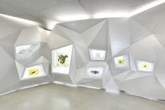 Light+Architecture Bühnen Design, Display Design, Design Ideas, Office Interior Design, Office Interiors, Interaktives Museum, Exibition Design, Futuristic Interior, Design Museum